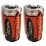 Titanium Innovations Lithium 3V Batteries  (Made In China)